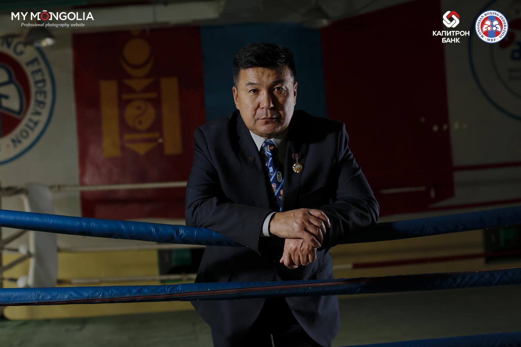 Монголын шилдэг боксчид